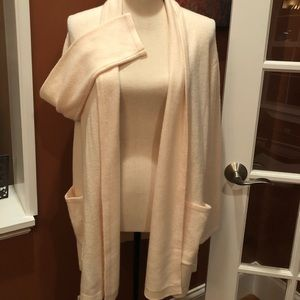LOFT open front cardigan with pockets NWT 🌟